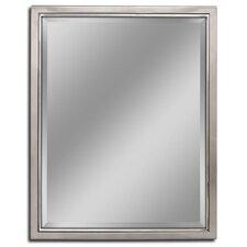 Classic Metal Framed Bathroom/Vanity Wall Mirror