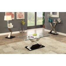 Shania Contemporary 3 Piece Coffee Table Set by Brayden Studio