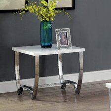 Aguayo Contemporary End Table