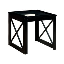 Brannan Contemporary End Table by Red Barrel Studio