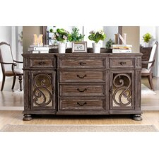 Abbottstown Transitional Credenza by August Grove