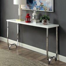 Aguayo Contemporary Console Table by Everly Quinn