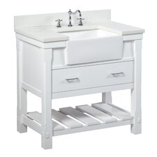 "Charlotte 36"" Single Bathroom Vanity Set"