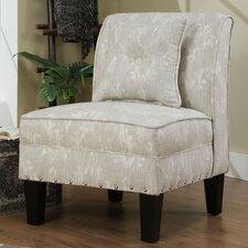 Raegan Slipper Chair by Ebern Designs