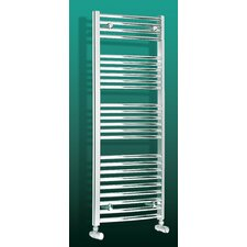 Wall Mount Water-Fed Heated Towel Rail