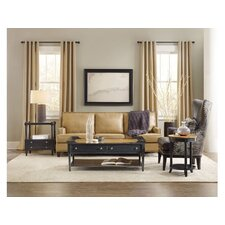 Ashton 3 Piece Coffee Table Set by Hooker Furniture