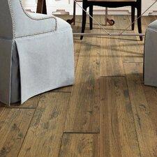 "Ridge 8"" Solid Hickory Hardwood Flooring in Goose"