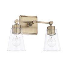 Woodbridge 2-Light Vanity Light