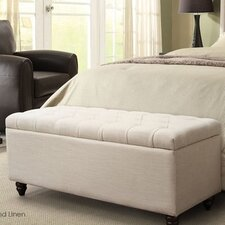 Kelley Upholstered Storage Bedroom Bench by Darby Home Co