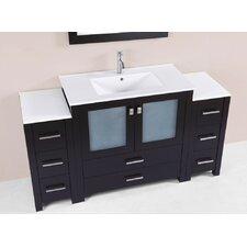 Lyn Modern 60 Single Bathroom Vanity Set by Latitude Run