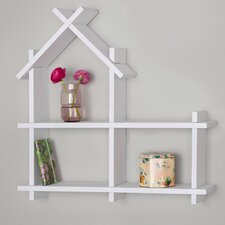 House Design Wall Accent Shelf by Viv + Rae