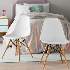 Neville Solid Wood Dining Chair (Set of 2)