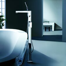 Safire Floor Mount Tub Spout Trim by Artos