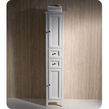 Oxford 14 W x 68 H Linen Tower by Fresca