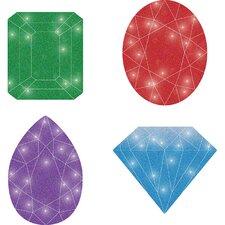 Jewels Sticker (Set of 3)
