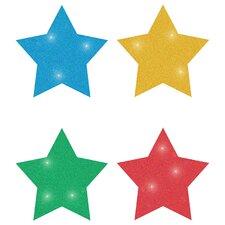 Dazzle Seals Stars Sticker