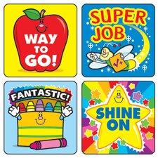 Winning Words Sticker (Set of 3)