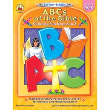 Abcs Of The Bible (Set of 2)