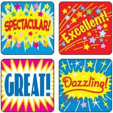Positive Words Sticker (Set of 3)
