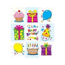 Birthday Prize Pack Sticker (Set of 4)