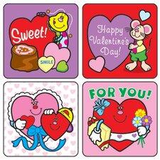 Valentines Day Sticker (Set of 3)