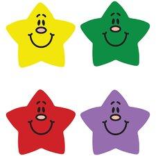 Seals Smiling Stars Sticker (Set of 2430)