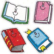 Dazzle Books Sticker