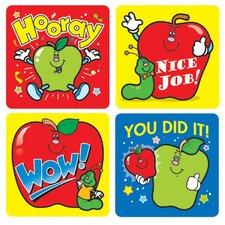 Apples Sticker (Set of 3)