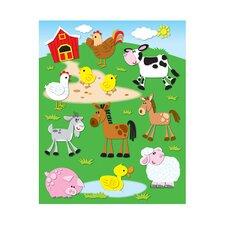 Farm Shape Sticker