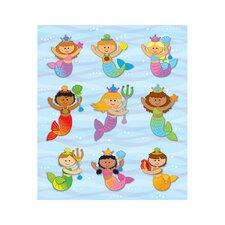 Mermaids Prize Pack Sticker (Set of 4)