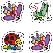 810 Piece Bug Seal Sticker Set (Set of 3)