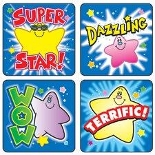 Stars Sticker (Set of 3)