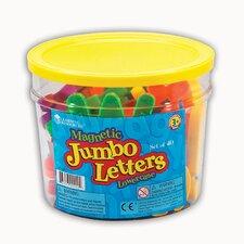 40 Piece Jumbo Magnetic Letters Set