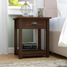 Coombs 1 Drawer Nightstand