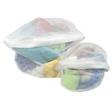 2 Piece Wash Bag Set