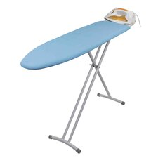 Freestanding Ironing Board with Rest