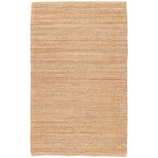 Branchburg Hand-Woven Tan/Rust/Rose Area Rug