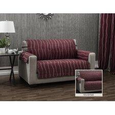 Ron Chereskin Pearls Microfiber/Polyester Sofa Slipcover