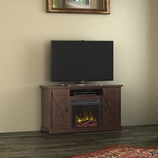 "Serein 48"" TV Stand with Electric Fireplace"
