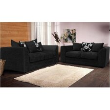 Ashby 3 Seater and 2 Seater Sofa Set