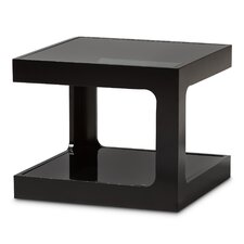 Baxton Studio Clara End Table by Wholesale Interiors