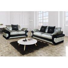 Vagos Sofa and Loveseat Set