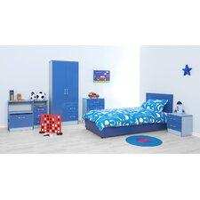 Chaz 5 Piece Bedroom Set