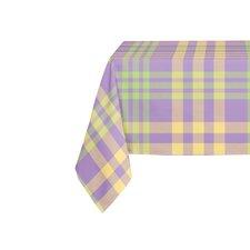 Turene Durable Plaid Table Cloth