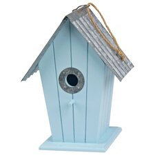 Metal Roof Hanging Bird House