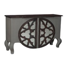 Boomery Gothic Sideboard by World Menagerie