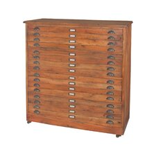 Karina Faux Front 4 Drawer Accent Chest by Laurel Foundry Modern Farmhouse