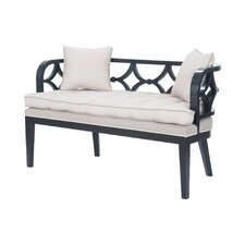Ezra Upholstered Bedroom Bench by One Allium Way