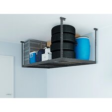 Adjustable Ceiling Shelving Unit by NewAge Products
