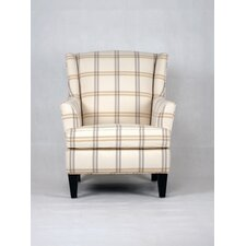 Mariel Transitional Wingback Chair by Red Barrel Studio